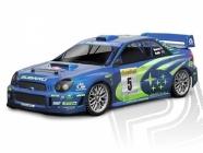 Karoséria číra Subaru Impreza WRC 2001 (200 mm)