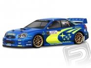 Karoséria číra Subaru Impreza WRC 2004 (200 mm)