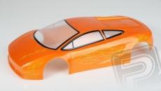 Karoséria lakovaná Himoto 1:10 Lamborghini (oranžová)