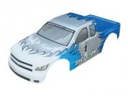 Karoséria Monster Truck 1:5, modro-strieborná