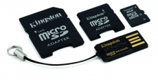 Kingston MicroSDHC 8GB mobility kit