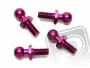 Kĺbiky 4.7 X 14mm fialové