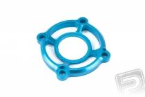 Kovový kryt ventilátora modrý (1 ks)