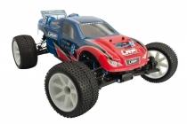 Lakovaná karoséria červeno/modrá HD - S10 Blast TX 2