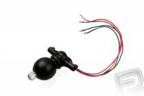 LED navigačné svetlá, súprava (Bravo SX)