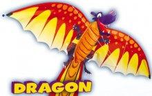 Lietajúci šarkan DRAGON