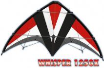 Lietajúci šarkan WHISPER 125 GX