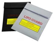 Li-Pol Safebag 230x300 mm vak, čierna