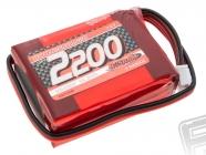LiPo RX-sada AAA pyramida 2200mAh - RX- 7.4V