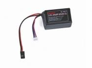 LiPo-súprava RX 2/2500 7,4V s JR konektorom