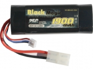 LiPol Car Black Magic 7.4V 1900mAh 25C Tamiya