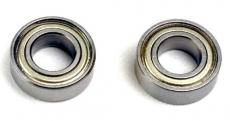 Ložisko chrom ocel 6x12x4mm (2)