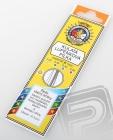 Lupienková pílka 0.25mm list guľatý
