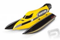 Mad Flow rýchlostný čln ARTR Brushless V2