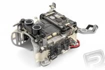 Hlavné moduly (MC, ESC, Vision Positioning modul a batéria) (Phantom 4)