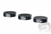 MAVIC AIR - sada filtrov štandard ND4, ND8, ND16