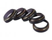 MAVIC PRO - Sada filtrov (UV, ND4, ND8, ND16, Pol)