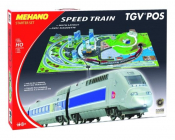 MEHANO Speed train TGV POS s maketou trate