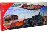 MEHANO Train súprava Western s maketou trate