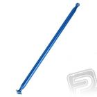 Medzinápravová polos - Centrálny kardan (modrá)