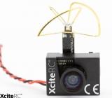 Mini kamera 5,8GHz s vysielačom CE25mW
