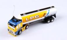 Mini Kamión, žltá cisterna