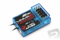 MINIMA 6S 2,4Ghz prijímač AFHSS 6 kanálov bez telemetrie