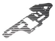 MJX F645-017 kompletný hliníkový rám