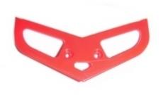 MJX F645-038 horizontálny stabilizátor, červená