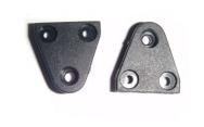 MJX T10-004 trojuholníčky pre úchyty horných listov (2ks)