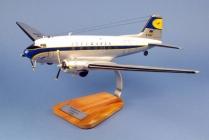 Model lietadla Douglas DC 3 Lufthansa