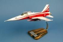 Model lietadla F-5E Tiger