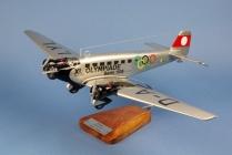 Model lietadla Junkers JU-52 Olympiade