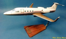 Model lietadla Learjet 55 Longhorn