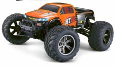 MT-12 NEO elektro Offroad Monster truck, oranžová
