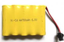 Náhradný akumulátor 6V 700 mAh