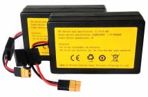 Náhradné batérie pre zavážaciu loď Carp Scout Li-Ion 10