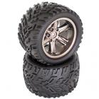 Nelepené pneumatiky (2 ks) – DT12 NEO