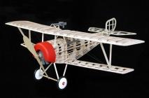 Nieuport 11 laser. vyrezávaný 610mm