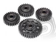 Ozubené kolesá prevodovky (Blackout MT)
