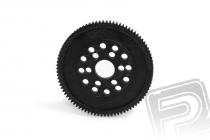 Ozubené koleso, modul 48 DP, 87 zubov