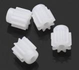 Pastorky pre motory typu X5C, plastové