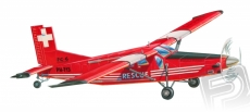 Pilatus PC6 TurboPorter laser. vyrezávaný 662mm