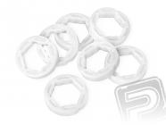 Plastové ložiská/vložky 12x18x4mm (7ks)