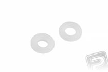 Podložka lodnej skrutky 4*8 mm