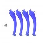 Podvozkové nohy - Syma X5SC, modrá