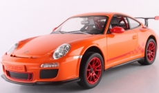RC auto Porsche 911 GT3 RS, oranžová
