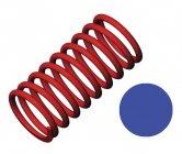 Pružina tlumiče GTR tuhost 5.9N/mm modrá (2)