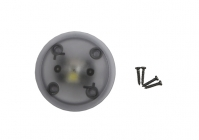 Q500 4K - LED predná spodná biela, krytka
