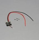 Q500 - striedavý regulátor - zadný